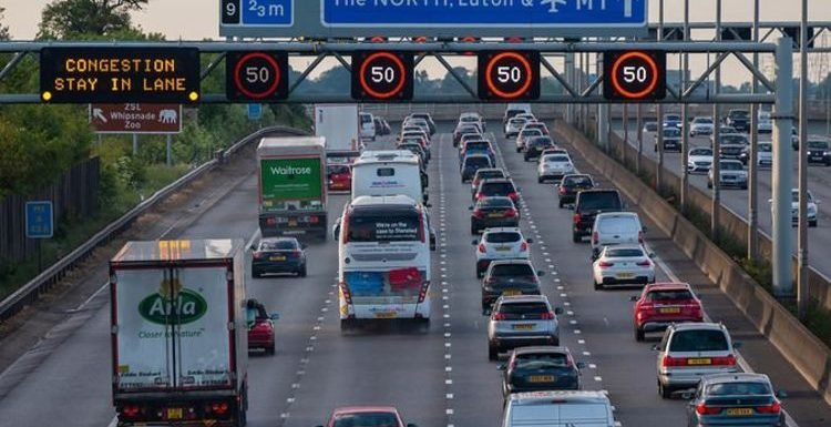Highway Code update now confirms new motorway rules in the UK – What you need to know