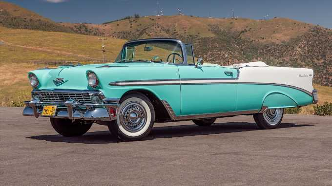Ultimate Car of the Year Finalist: 1955 Chevrolet Bel Air