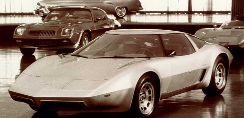 The Four-Rotor Was the 'Almost' Mid-Engine Corvette