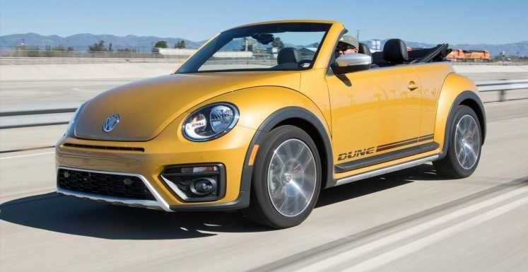 The Very Last VW Beetle Was Just Produced; Let's Look Back