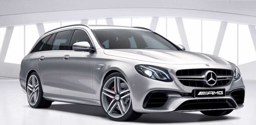 How to Make the Mercedes-AMG E63 S Wagon an Even More Perfect Sleeper
