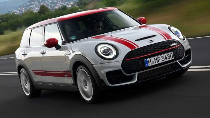 2020 Mini John Cooper Works Clubman Review: Let\u2019s Get the Party Started
