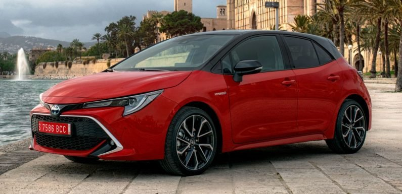 Toyota Corolla Hatch gets new colours, better safety