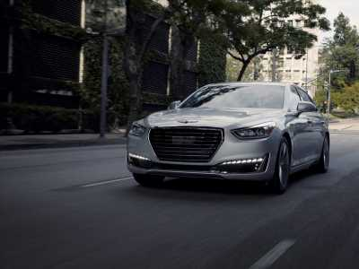 2019 Genesis G90 AWD 3.3T Premium essentials: Still incredible