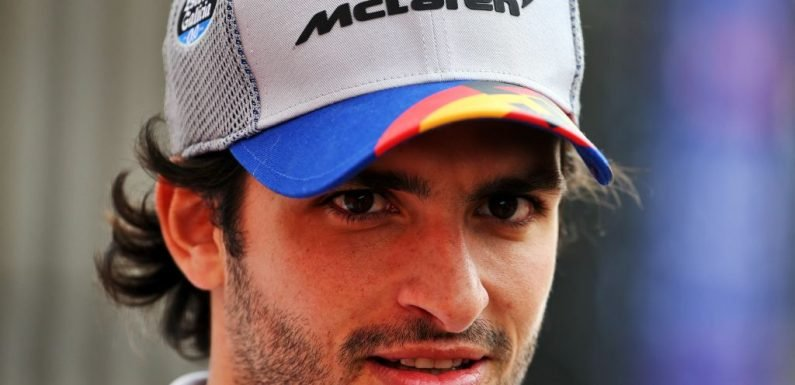 Carlos Sainz has stability for first time at McLaren
