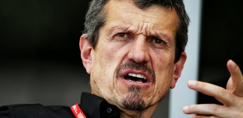 Haas on the verge of banning drivers racing