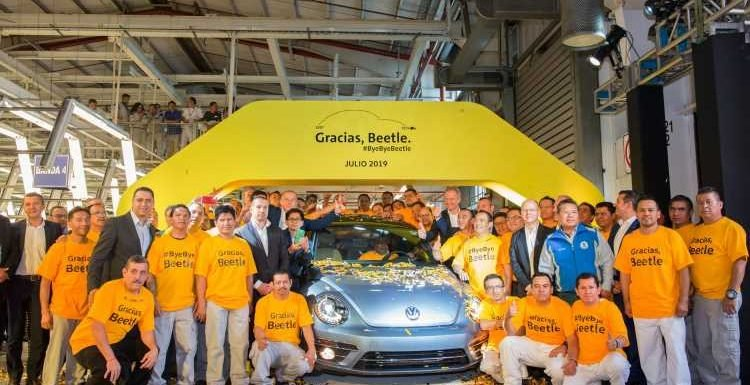 The Day the Beetle Died: Notes from Puebla's Farewell Ceremony for the Beetle