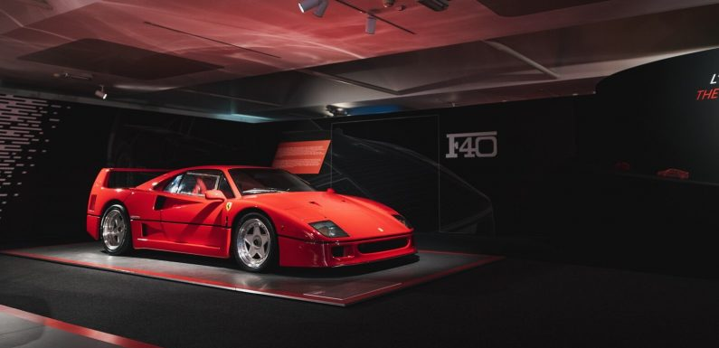 In Photos: A Visual Tour of the Ferrari Museum(s)