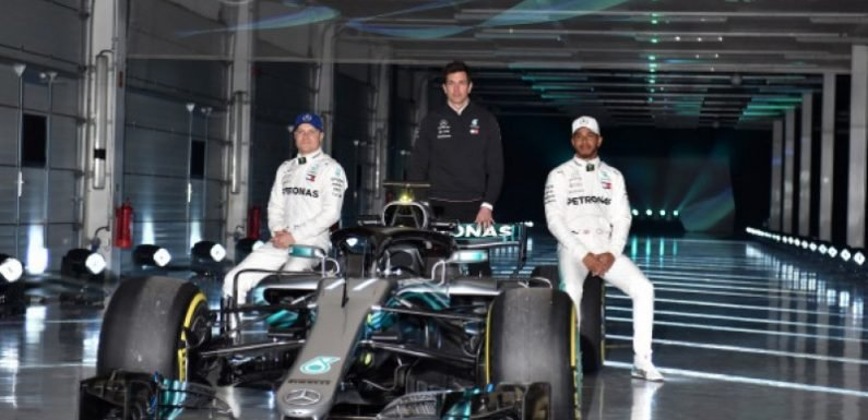New Mercedes W10 F1 car set for shakedown on February 13th