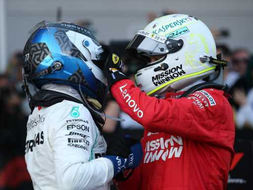 Bottas would be open to Ferrari switch