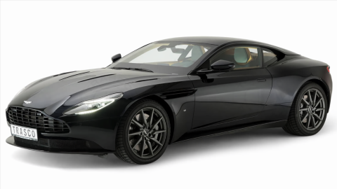 Armored Aston Martin DB11 Can Withstand .44 Magnum Gun Shots in Bond-Like Style