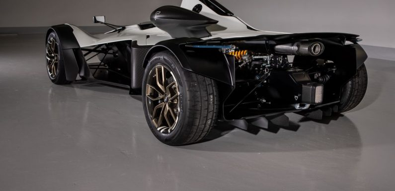 This Is The Single-Seater, 340bhp BAC Mono R