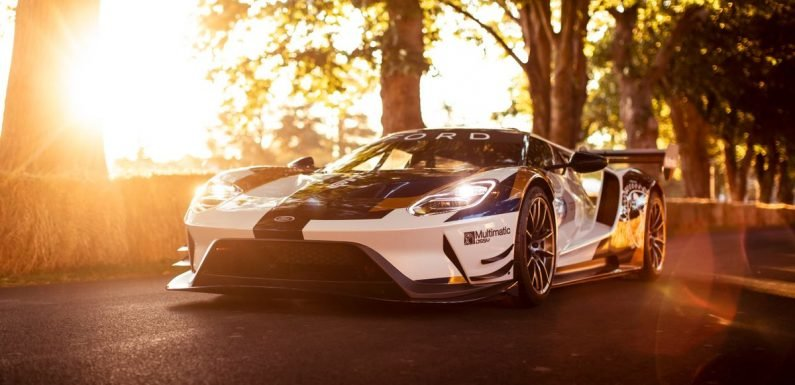 The Ford GT Mk II Is A 700bhp, $1.2m Track-Only Supercar