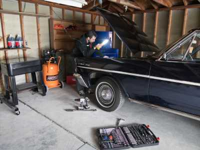 DIY: Outfitting a new garage? Start here.