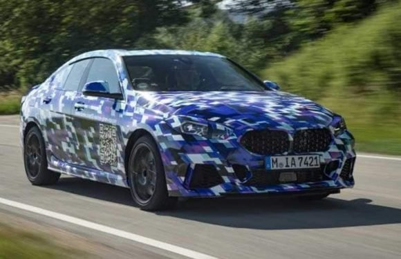 BMW 2 Series Gran Coupe Enters Final Stage Of Testing