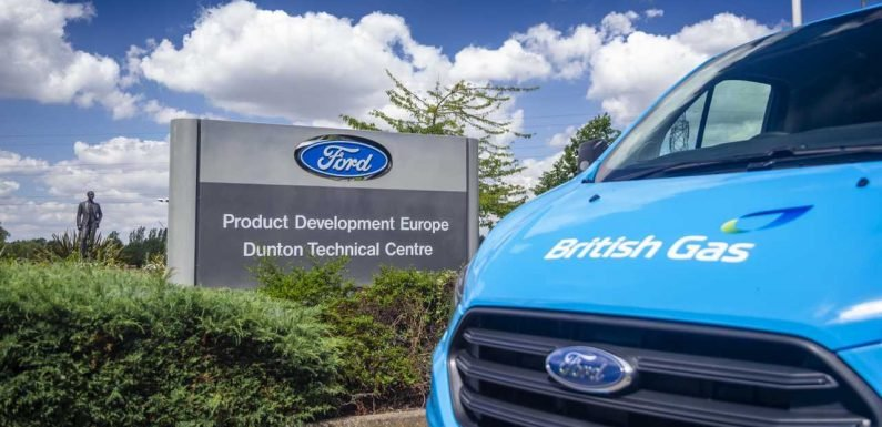 Ford Selects Charging Service Provider For UK & Ireland