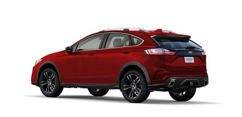 Ford Mondeo, S-Max, Galaxy Could All Be Replaced By SUV-Like Wagon