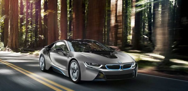 BMW Could Make a McLaren-Trolling Hybrid Supercar With Twice the Power of the i8
