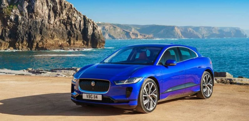 I-PACE Sales In U.S. Increases To 12.5% Of Jaguar's Volume
