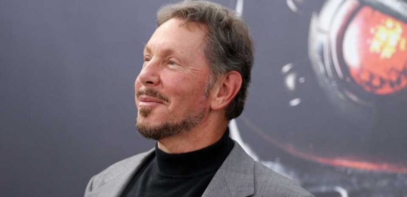 Tesla's Independent Director Larry Ellison Admits He Owns More Than $1 Billion in $TSLA Stock