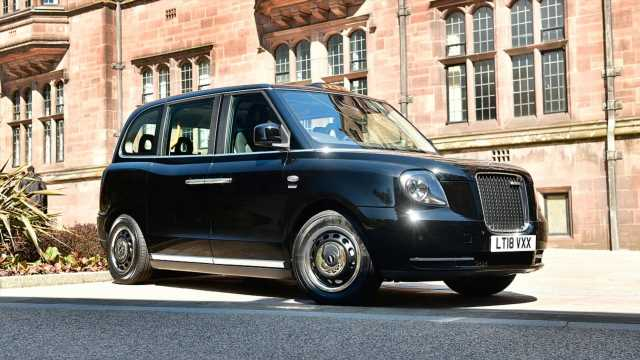 Taxi Drivers In UK Take Advnatage Of Electric Car Grants