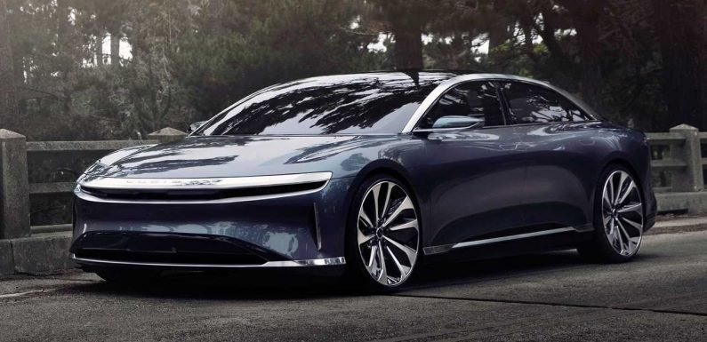 Tesla's Vice President Of Production Joins Lucid Motors