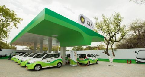 SoftBank invests US$ 250 million in Ola Electric