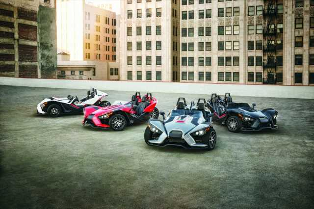 For National Stick Shift Day, Polaris Slingshot Offers Free Driving Lesson