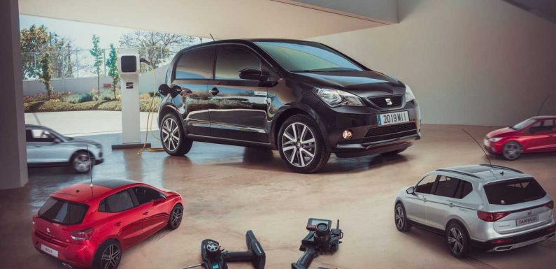 Seat Mii Electric – Everything We Know