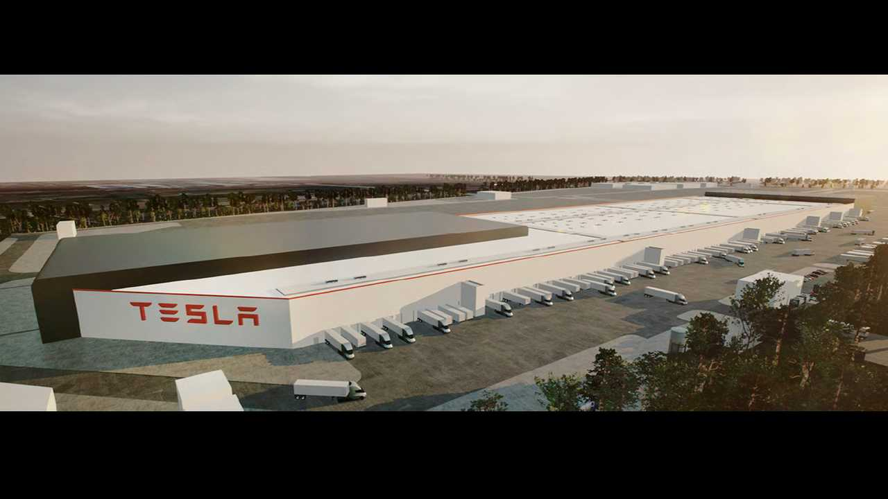 Tesla Gigafactory 3 To Be Supplied By A New Parts Industrial Park