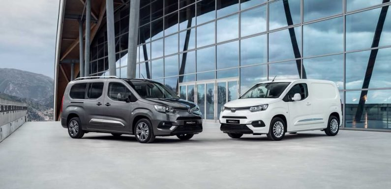 Toyota To Introduce Electric Light Commercial Vehicle In 2020