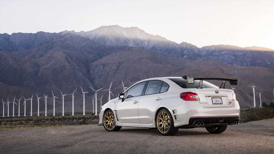 Limited-Edition Subaru WRX STI S209 May Come to America After All