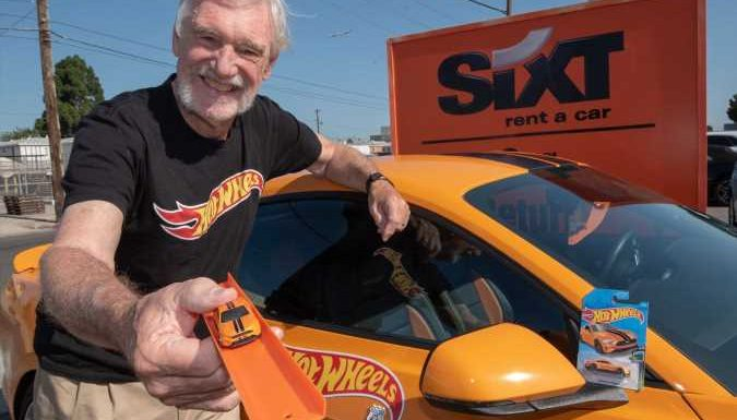 Sixt, Shelby Team Up with 'Mr. Hot Wheels' for Route 66 Tour