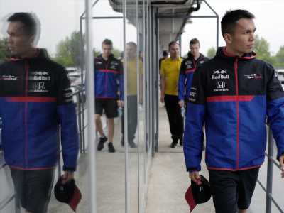 Scuderia Toro Rosso boss backs his drivers after surprise F1 streak