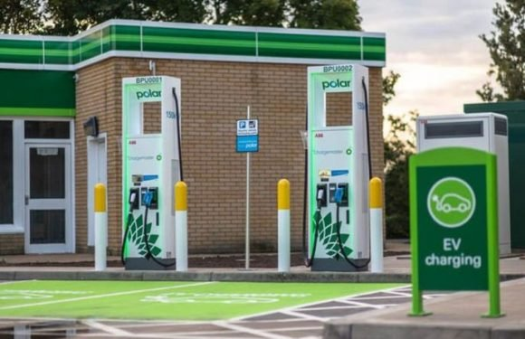 New UK 150kW rapid electric car chargers will recharge 100-miles of range in 10 minutes
