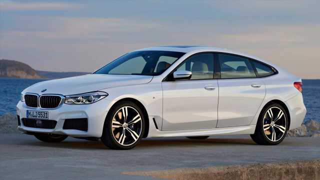 BMW Axes 3 Series GT, 6 Series GT, 6 Series Gran Coupe In The U.S.