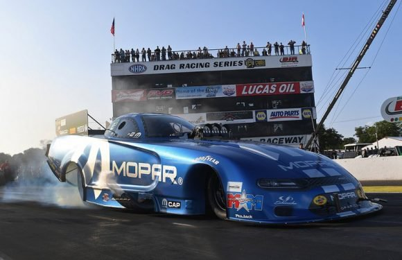 NHRA Friday qualifying results from Brainerd