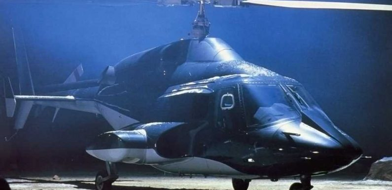 Airwolf Pretty Much Shaped My Life And It Turns 35 Years Old Today