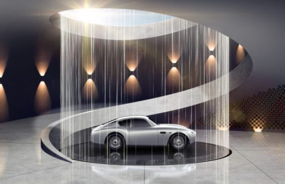 Aston Martin Will Help You Build the Supervillian Lair of Your Dreams