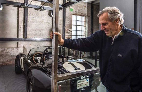 """Never Lift: The Life and Cars of Bruce Meyer, """"Everyone's Car Guy"""""""