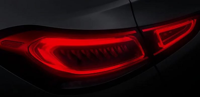 C293 Mercedes-Benz GLE Coupe teased – Aug 28