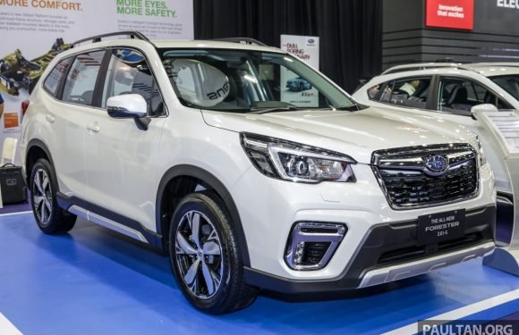 2019 Subaru Forester previewed in Malaysia – three 2.0L variants offered, EyeSight for range-topper