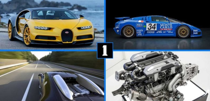 Comparing Bugatti's Hypercars: EB110 Vs Veyron Vs Chiron