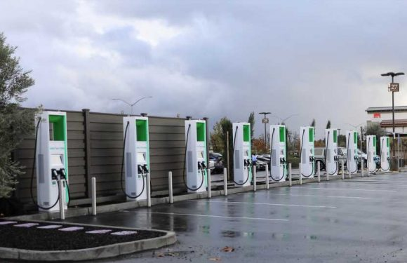 Electrify America Shuts Down High-Powered Charging Stations Over Cable Safety Issue