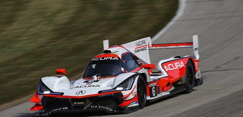 Road America IMSA: Acura Team Penske unmatchable in FP3