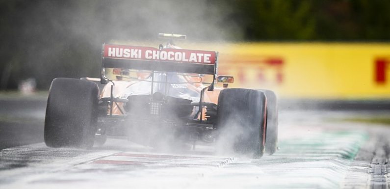 F1 still has no better solution for oil spills – Masi