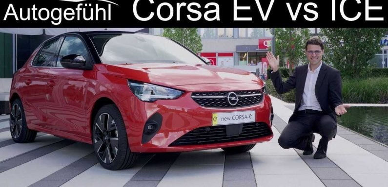 Opel Corsa-e Exterior And Interior Walkthrough By Autogefühl: Video