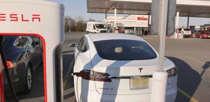 Tesla Has Disrupted Over And Over: Next Up, Gas Stations