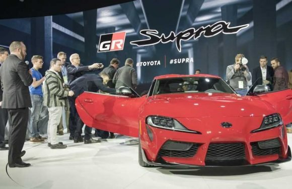 The 5 Hottest Cars of the 2019 Detroit Auto Show: Day 1