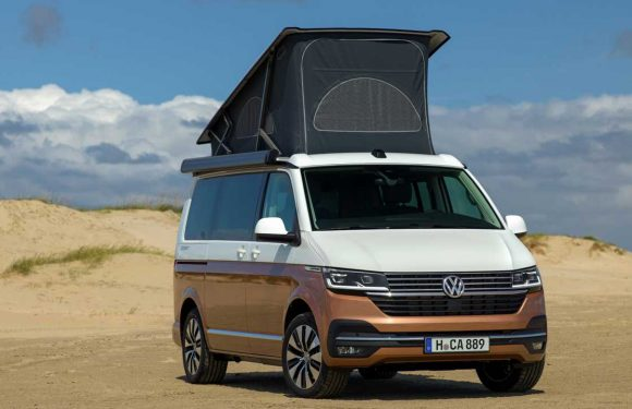 VW California 6.1 Camper Debuts With Revised Styling, More Tech